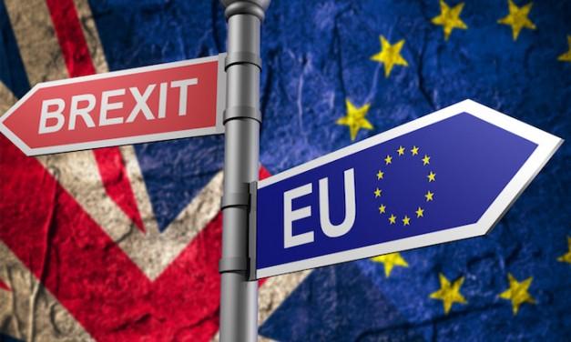 Trump has his supporters in Brexit shaken UK