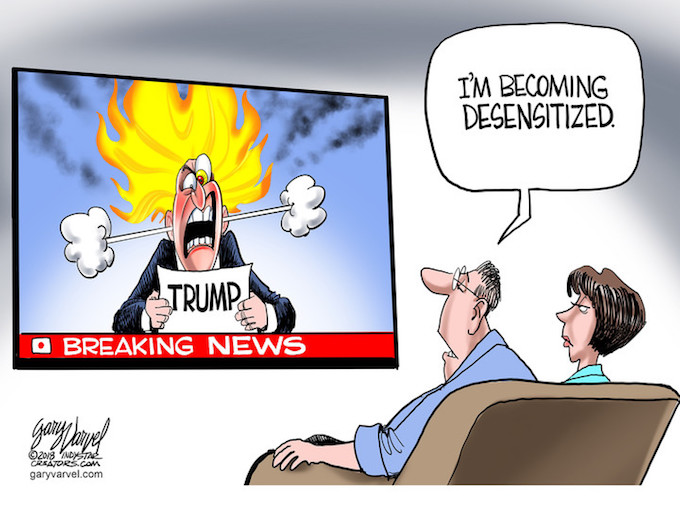 Fake News Meltdown