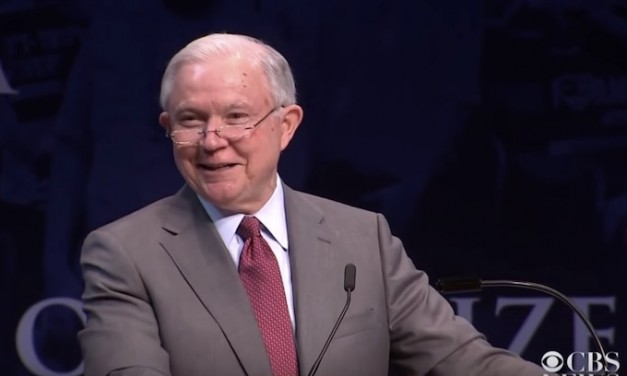 Trump hits Jeff Sessions on letting 'Russian Witch Hunt Hoax' to start