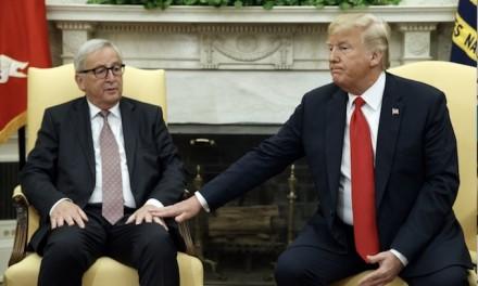 Tariffs: Trump strikes trade deal with EU