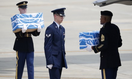 North Korea returns Korean War remains of more than 50 Americans