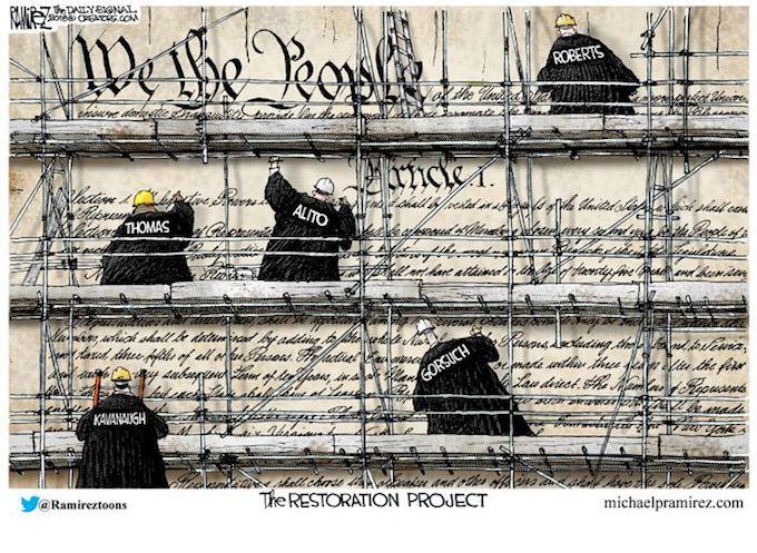 Repairing the Foundation!