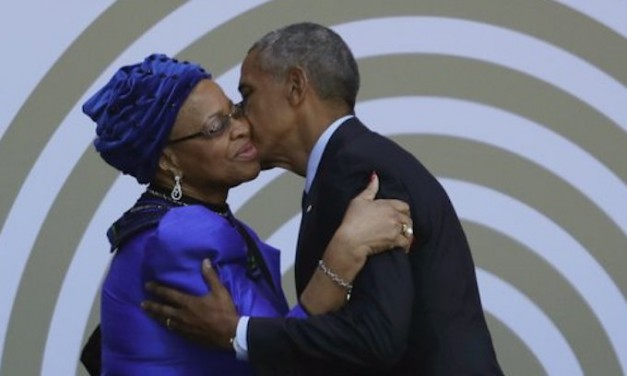 Obama's speech in S. Africa requires a little translation