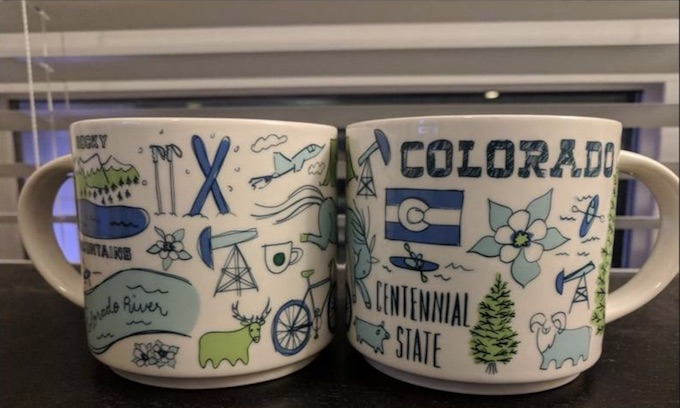 Starbucks adds drilling rig to mug; leftist meltdown ensues