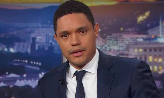 Trevor Noah says Africa won the World Cup; Left explodes with cries of racism