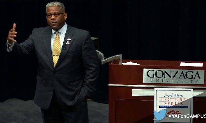 Allen West: Ready to run again and more