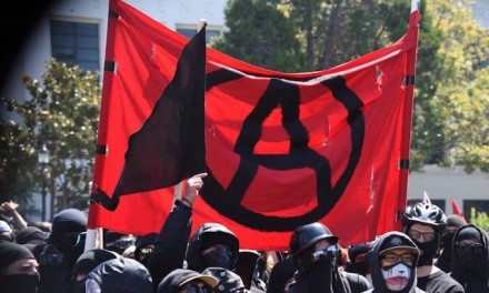 Antifa is the militant wing of the Democrat Party