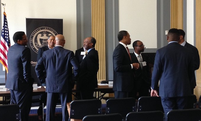 The reality of financially successful black men