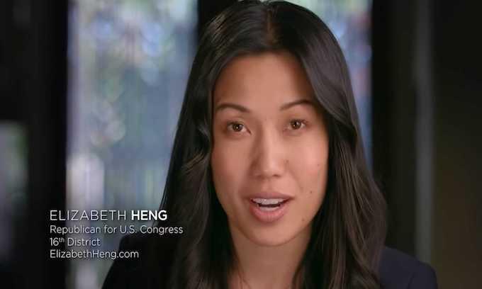 Facebook lifts block on California Republican Elizabeth Heng's campaign ad