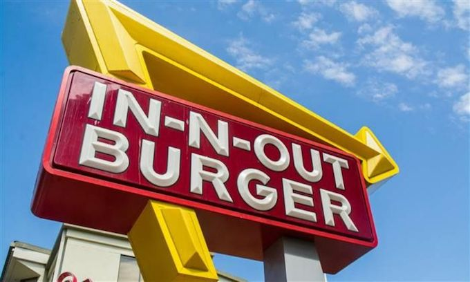 California Democrats call for In-N-Out Burger boycott