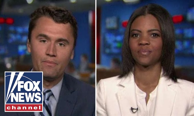 Candace Owens rips radio host who floated conspiracy theory after she was swarmed by Antifa