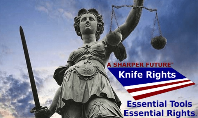 Knife Rights founder aims to cut off any plan for ban on blades