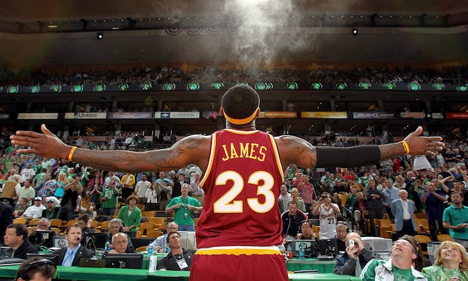 LeBron James: 'Took me a little while' to accept white people