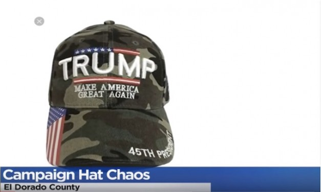 High school student arrested after #MAGA hat fight: 'That's a racist and hateful symbol'