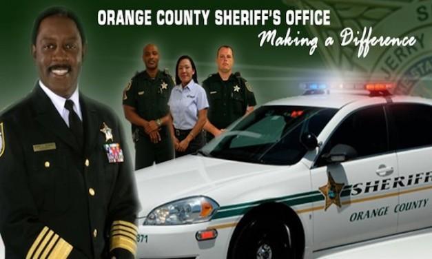 Orange County deputies watched gun store burglary in Volusia County