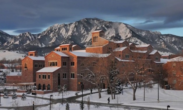 CU Boulder students protest against labor, low wages for Colorado inmates