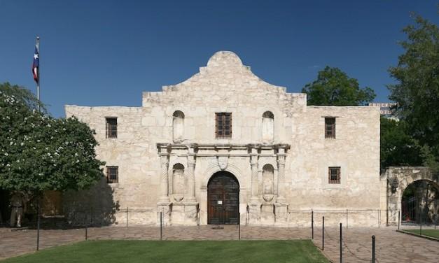 Alamo 'heroic' defenders to stay in Texas school curriculum