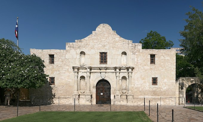 Alamo 'heroic' defenders to stay in Texas school curriculum