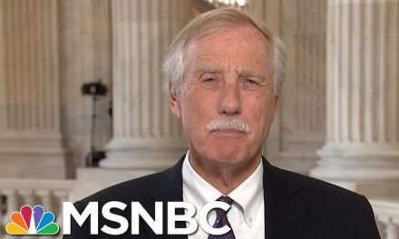 Democrat Sen. Angus King compares 9/11 to Russian election meddling: 'It's the same kind of attack'