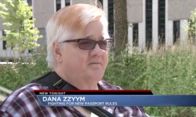 Dana Zzyym, intersex person, can't be denied passport, judge rules