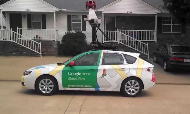 Google's new pollution police, coming to patrol a neighborhood near you