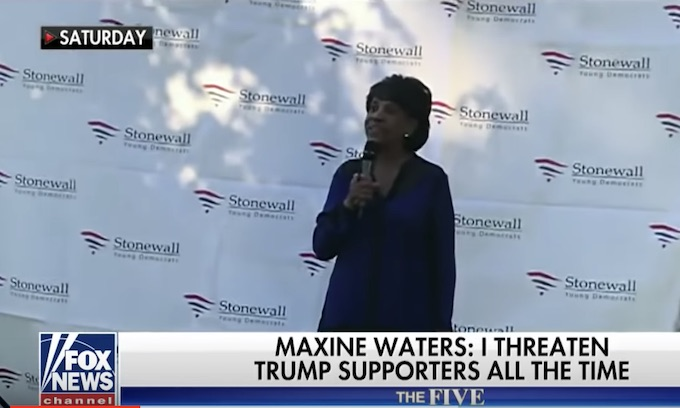 Mob attack: GOP candidate blames restaurant attack on 'the likes of Maxine Waters, Hillary and Eric Holder'