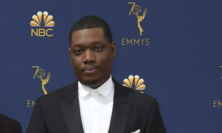 Michael Che, Emmys host: 'The only white people that thank Jesus are Republicans and ex-crackheads'