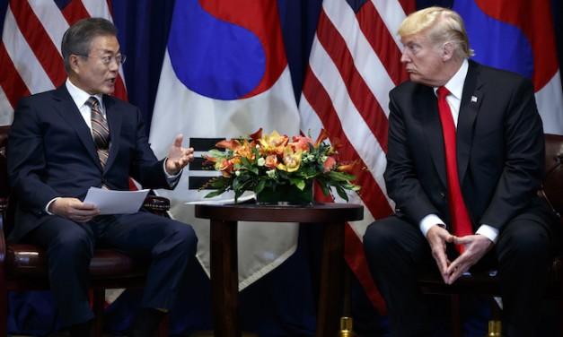 President Trump kicks off U.N. meetings with focus on counterterrorism, drug crisis