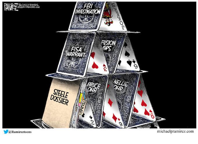 Robert Mueller's House of Cards
