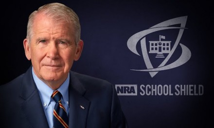 Oliver North won't return as NRA president, says 'There is a clear crisis'