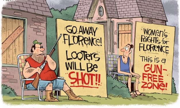 Looters!