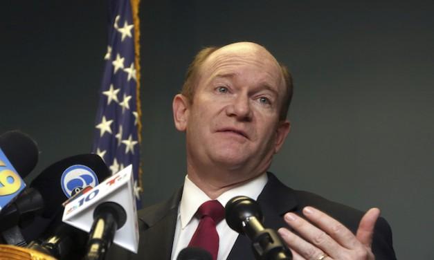 Democrat Coons: Burden of proof lies with Brett Kavanaugh to prove his innocence