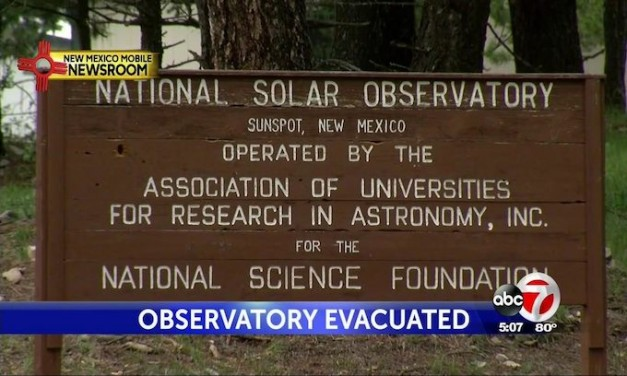 Mysterious closure of New Mexico solar observatory rooted in FBI child porn investigation