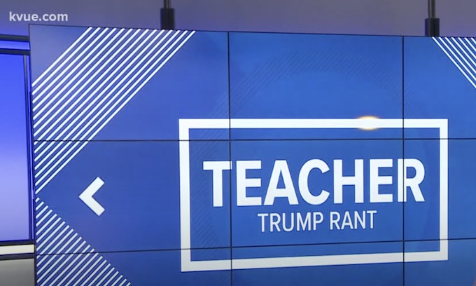 Texas teacher accused of bullying pro-Trump student removed from classroom