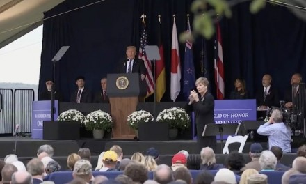 Donald Trump honors Flight 93 passengers who fought back against 9/11 hijackers