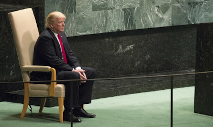 Trump teaches the United Nations a needed lesson about patriotism