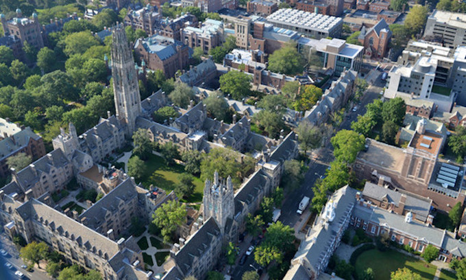 Yale's endangered species: Fewer freshmen identify as conservative than LGBTQ