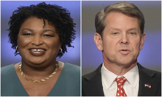 Poorest Loser: Conceding Georgia governor's race would mean the process was 'fair'