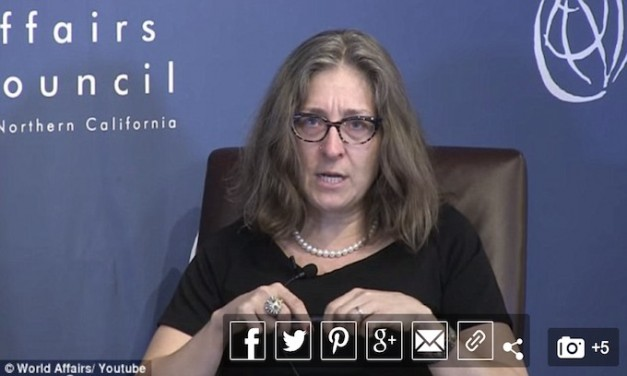 Carol Christine Fair: A Georgetown professor who wants 'miserable deaths' for white male GOPers