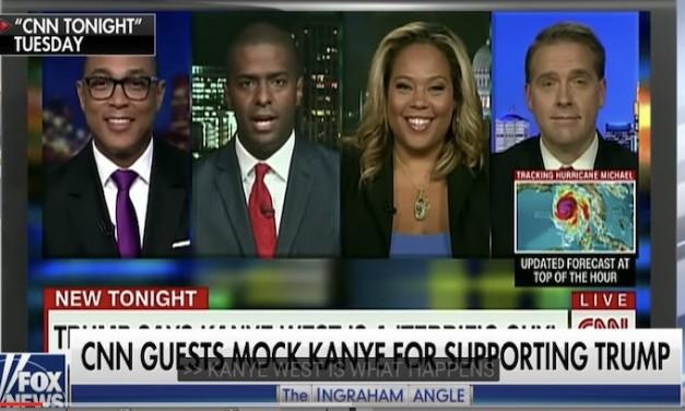 CNN panel: Kanye West 'dumb negro, token negro, attention whore'