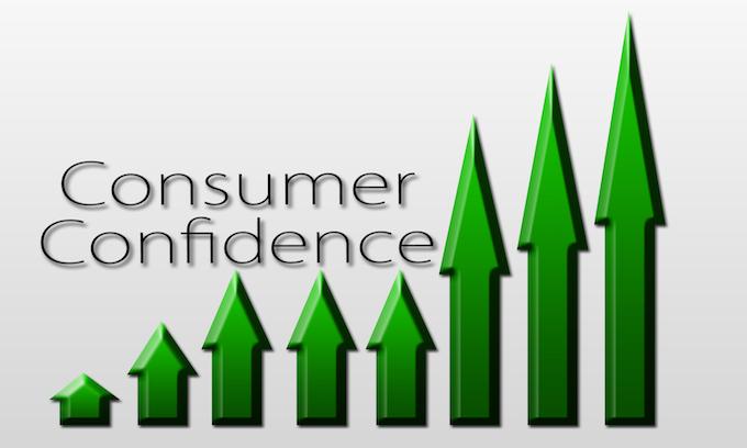 Consumer confidence soars — and all the Democrats go, gulp