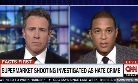 CNN's Don Lemon: 'Biggest terror threat in this country is white men'
