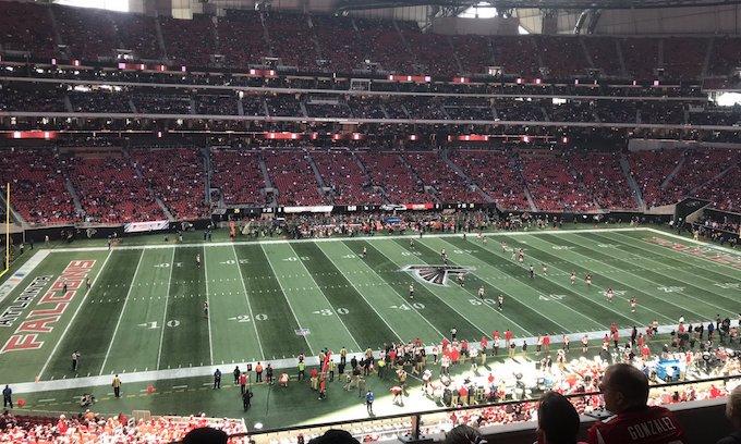 Week 6: Still thousands of empty seats in NFL stadiums