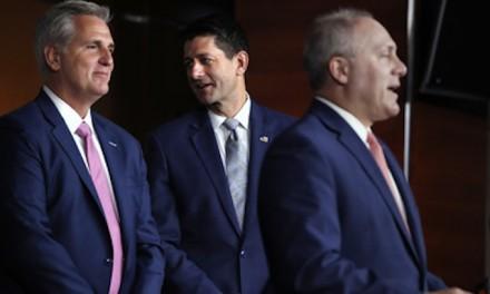 Who follows Speaker Ryan? Battle for power looms in GOP