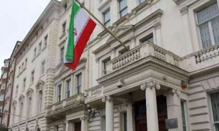 Iranian terrorists lurk in embassies