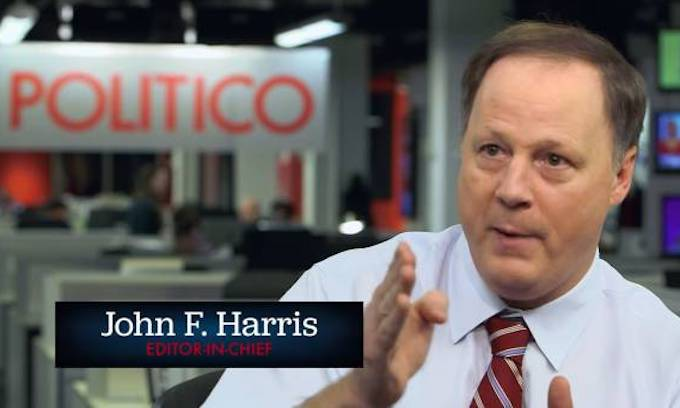 Politico editor demonstrates why conservatives don't trust media