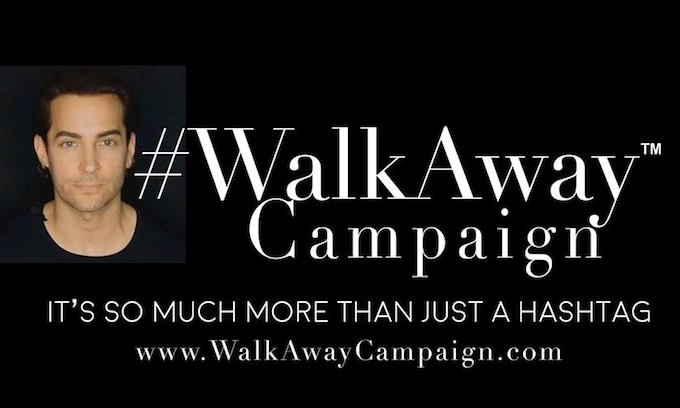 Image result for walk away march
