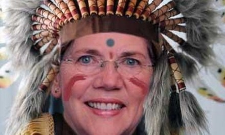 'Fauxcahontas' Elizabeth Warren's stock just went down — again