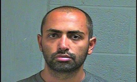 Amiremad Nayebyazdi accused of bomb threat in Oklahoma