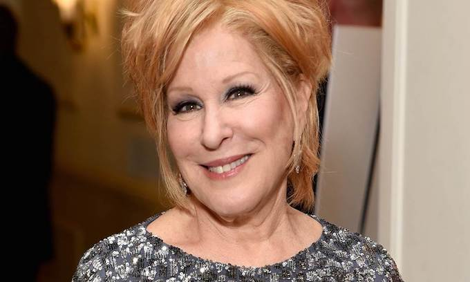 Hollywood sinks lower as Bette Midler calls black Trump rally supporters 'blackground'